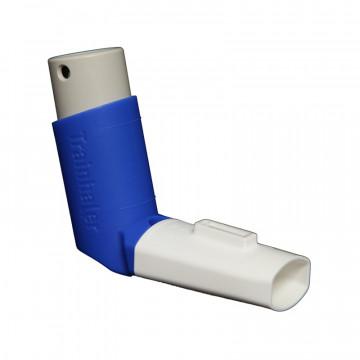 TRAINHALER, éduquer le patient à la prise d'aérosol (boite de 1 Trainhaler et 1 sifflet)