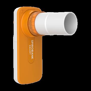 SPIROBANK® Smart, la spiromètrie connectée sur smartphone